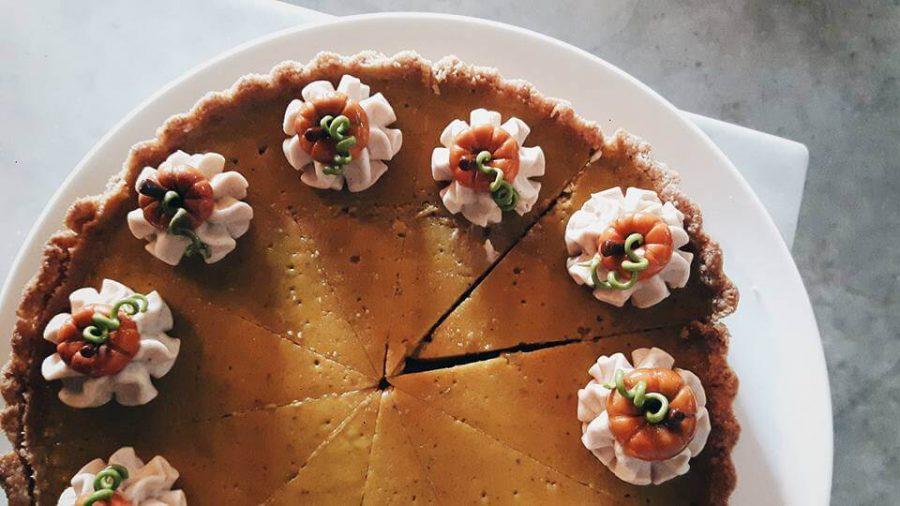 """ Spiced Pumpkin Pie"" Recipe"